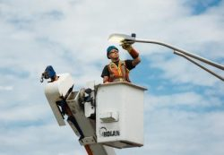 locuri de munca electrician iluminat public Bruxelles