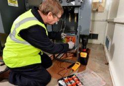 locuri de munca electrician intretinere Dublin