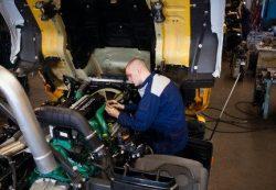 locuri de munca mecanic camioane Stockholm