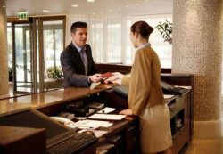 locuri de munca receptionera Hamburg