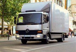 locuri de munca sofer camioneta 7.5T Berlin