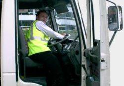 locuri de munca sofer camioneta 7.5T Londra