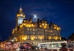 locuri de munca hotel Edinburgh
