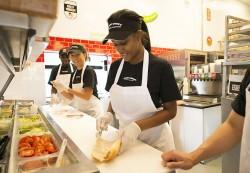 locuri de munca lucrator fast food Roma