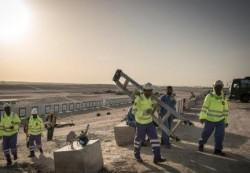 locuri de munca lucratori calificati constructii Abu Dhabi