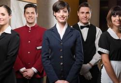 locuri de munca personal hotel Edinburgh