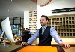 locuri de munca receptioner Amsterdam
